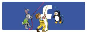 we are on facebook l'albero di momo