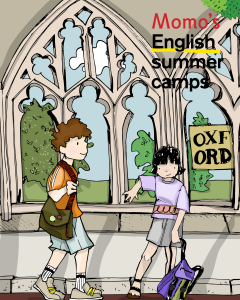 Momo's English Summer Camps oxford school group