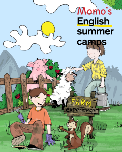 Momo's English Summer Camps farm experience